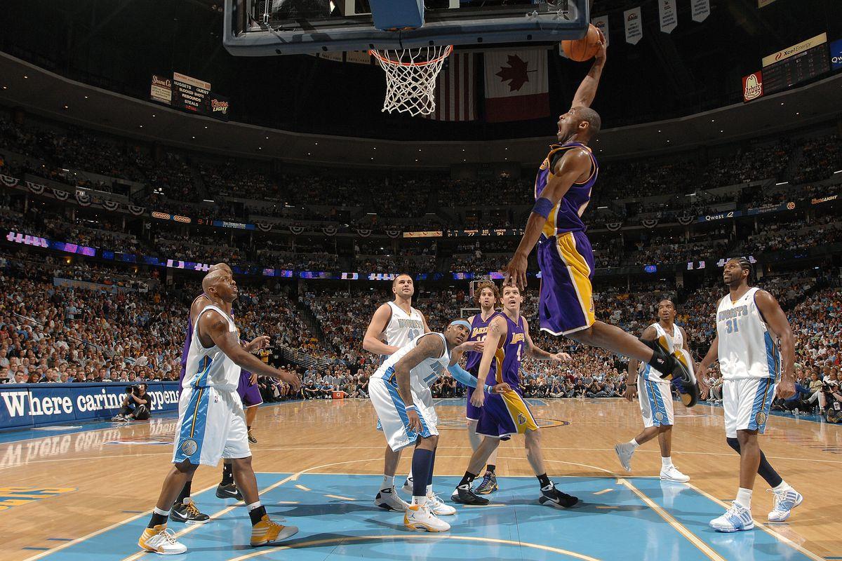 Los Angeles Lakers v Denver Nuggets, Game 6