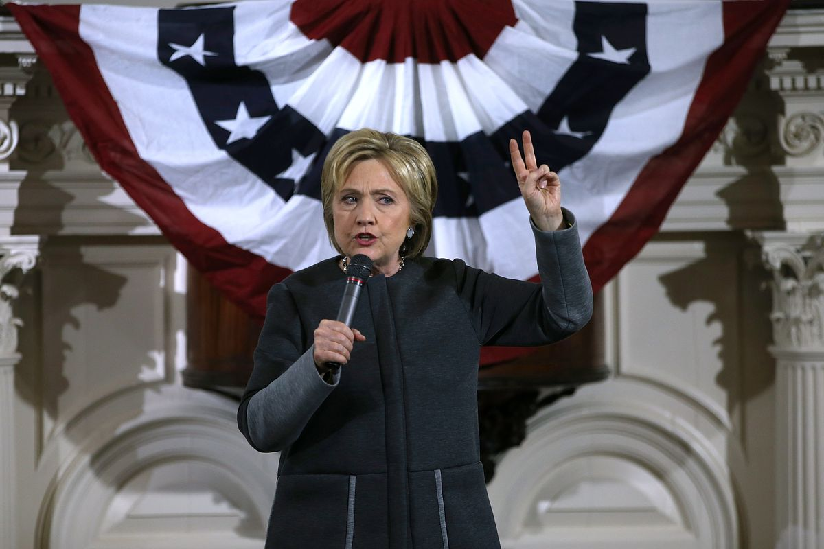 Hillary Clinton is hoping to win big on Super Tuesday.