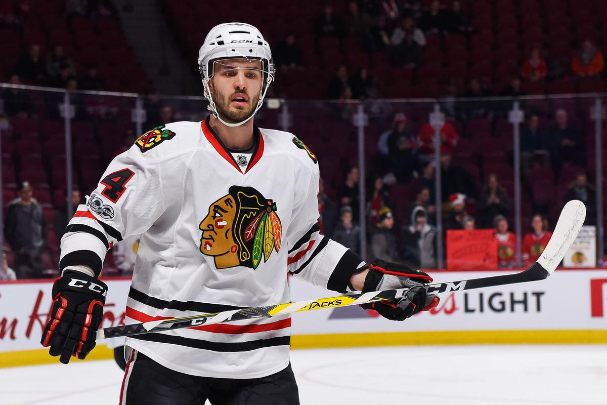 NHL: MAR 14 Blackhawks at Canadiens