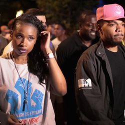 Chicago natives Jennifer Hudson and Chance the Rapper | Scott Olson/Getty Images