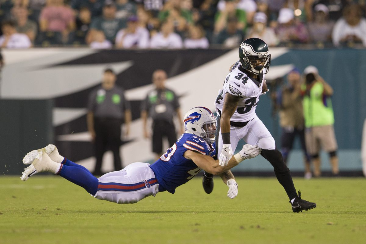 5d4cc63e8b4 Eagles now feeling the impact of the Donnel Pumphrey mistake ...