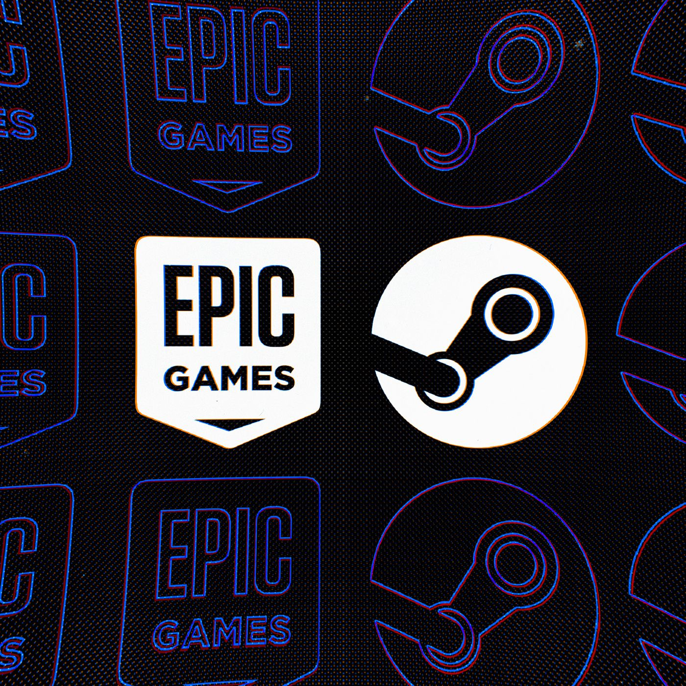 Epic vs  Steam: the console war reimagined on the PC - The Verge