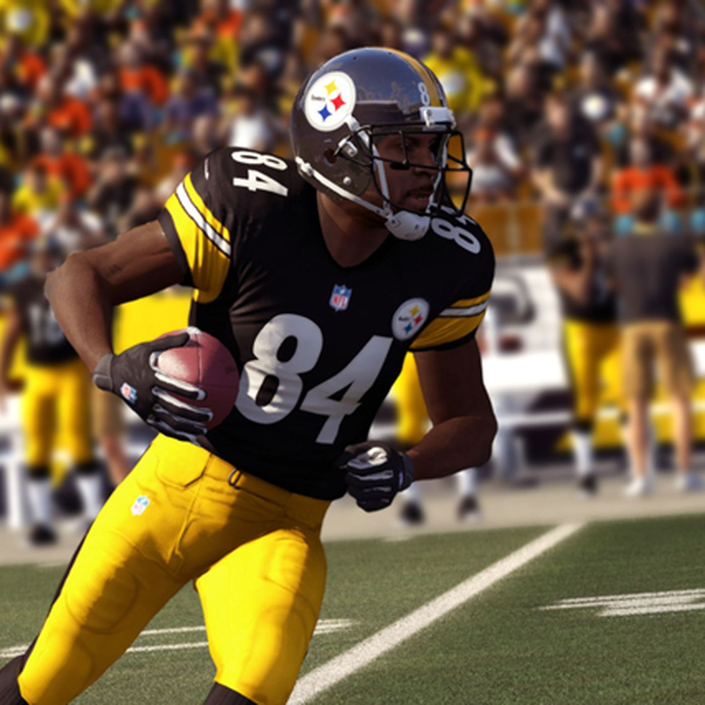 b99d90c23f8 Pittsburgh Steelers Madden 15 ratings released - Behind the Steel ...