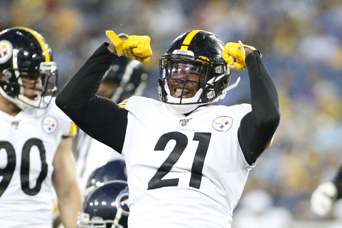 Injury Report: Sean Davis only Steeler to miss practice on