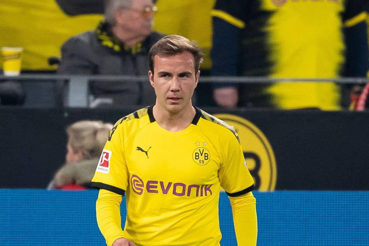 Mario Götze Set to Leave Dortmund This Summer, Roma Linked ...
