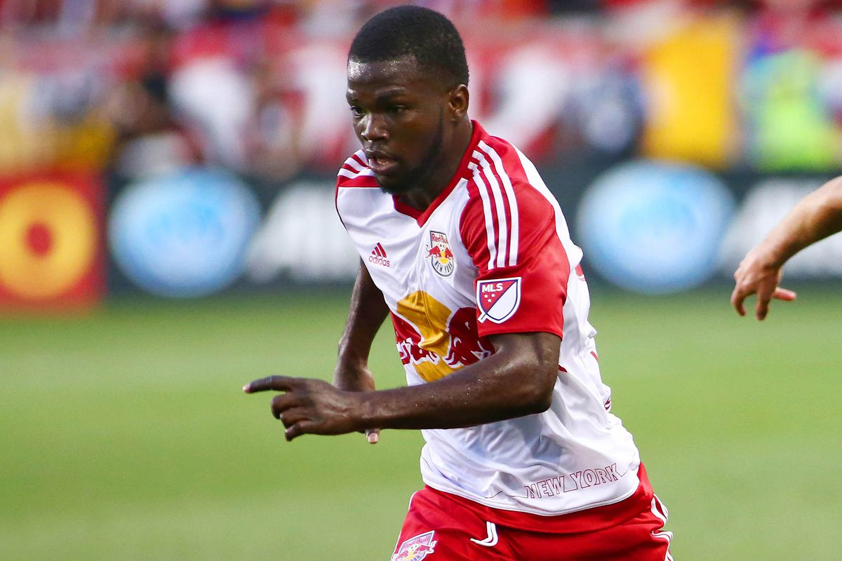 Kemar Lawrence against NYCFC