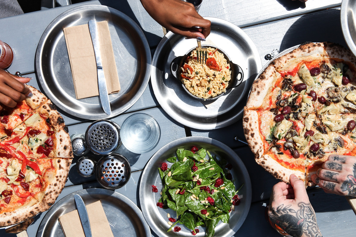 Ammazza in Decatur and Edgewood now has a vegan menu