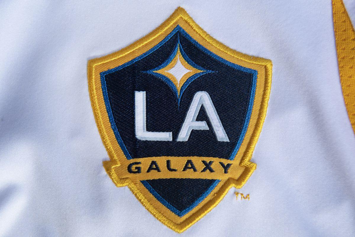 LA Galaxy Club Badge