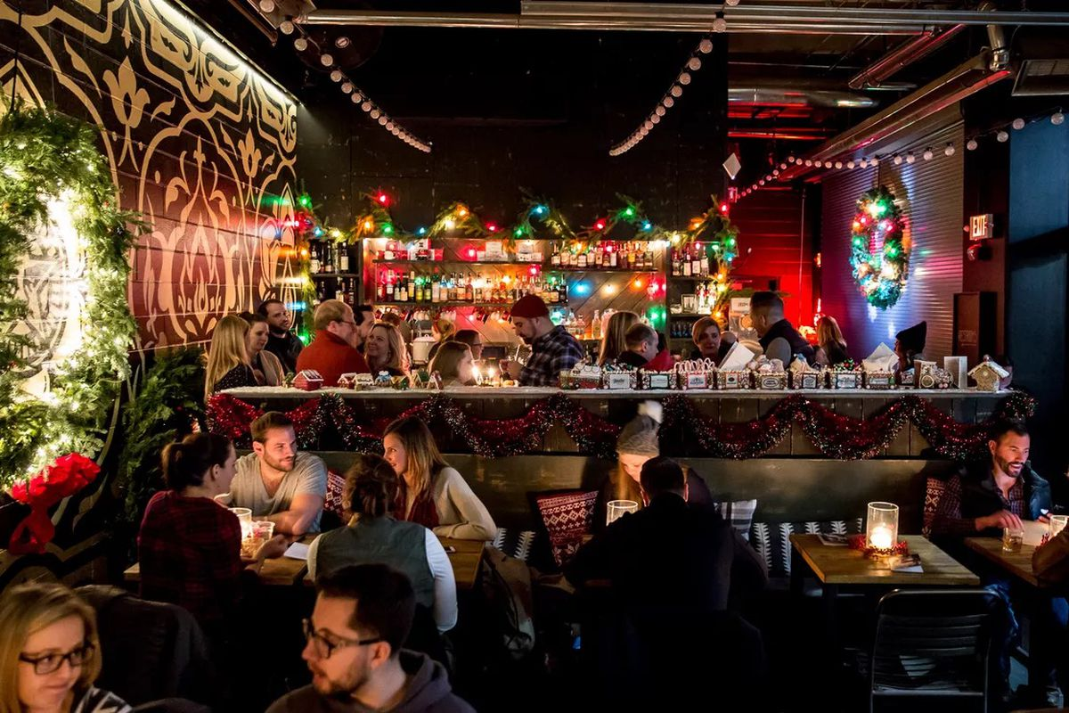 Christmas Pop Up Bars Are Big Business Eater