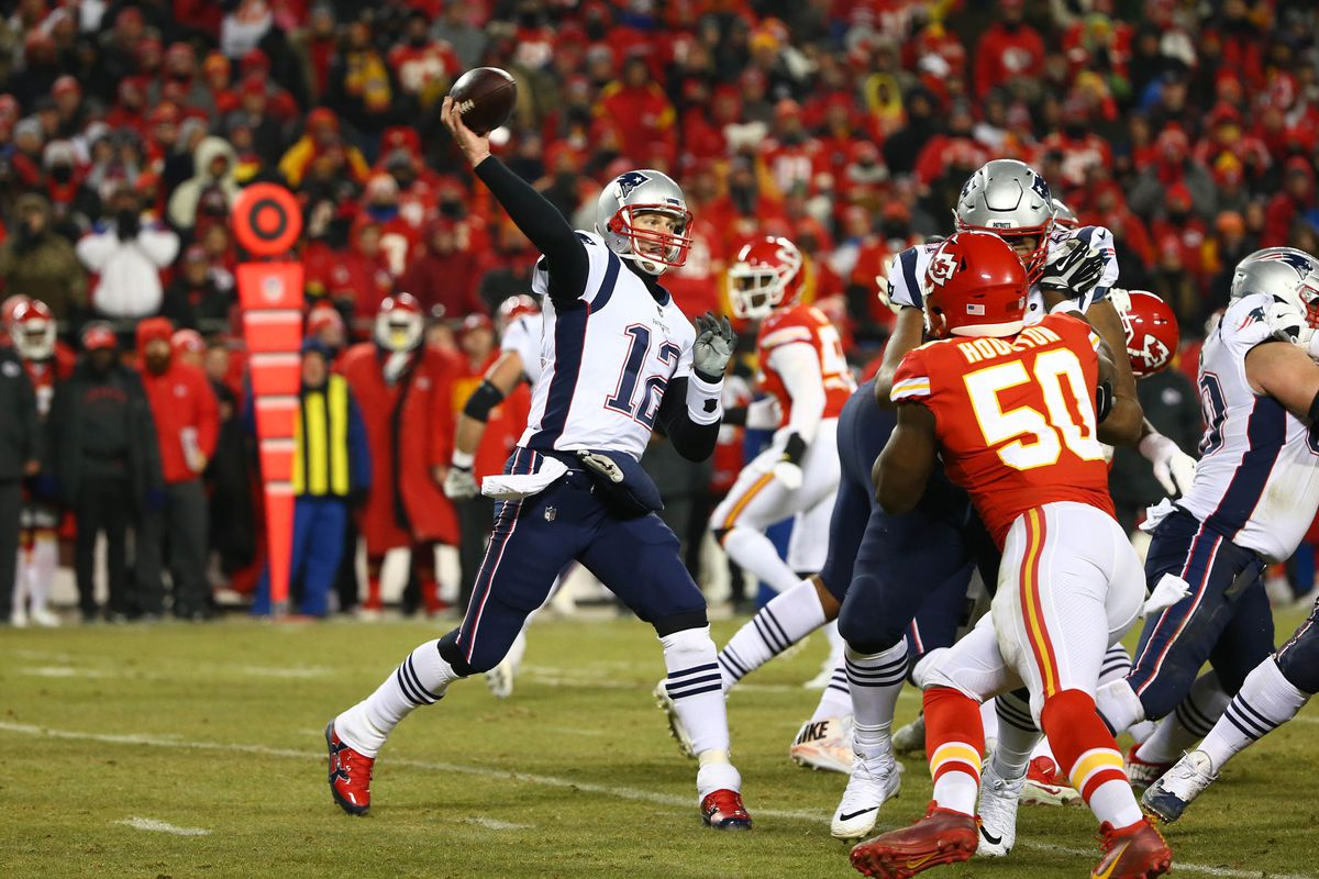 2cf6f73d NFL: AFC Championship Game-New England Patriots at Kansas City Chiefs
