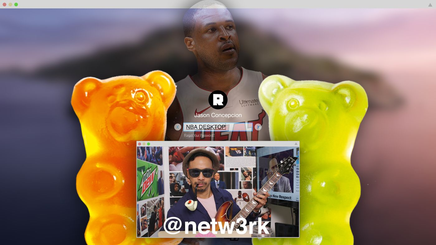 'NBA Desktop': Who Gave Dion Waiters the Gummies?