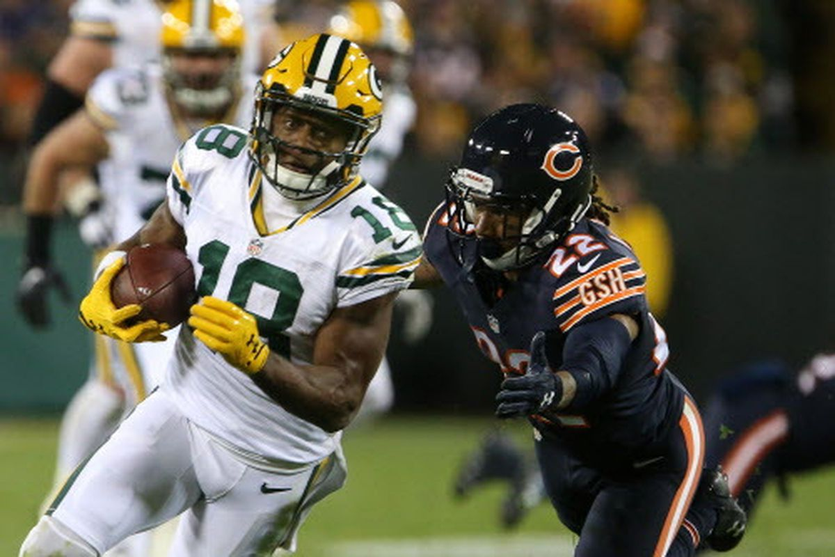 13760a61bb5 Bears set uniform schedule; 'Color Rush' again vs. Packers - Chicago ...
