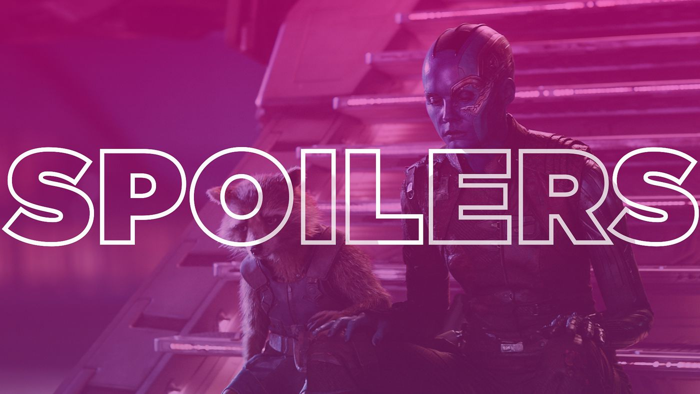How Avengers: Endgame hints at Guardians of the Galaxy Vol