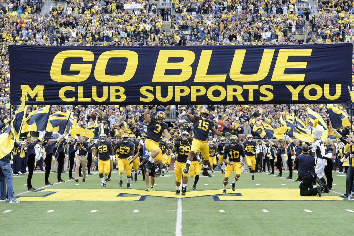 Out of the Blue Michigan football podcast Middle Tennessee State