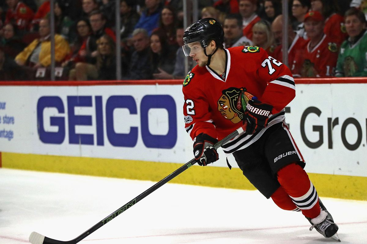 sports shoes a0c1d 84e4e Chicago Blackhawks trade Artemi Panarin to Columbus for ...