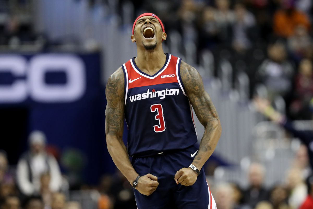 best sneakers f4210 c0a1a Bradley Beal and the Wizards Rule Without John Wall. Go ...