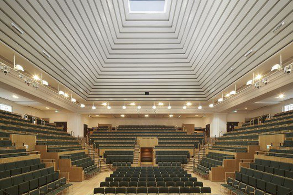 """All photos courtesy of <a href=""""http://www.archdaily.com/633365/see-all-38-winners-of-the-2015-riba-london-awards/"""">ArchDaily</a>"""
