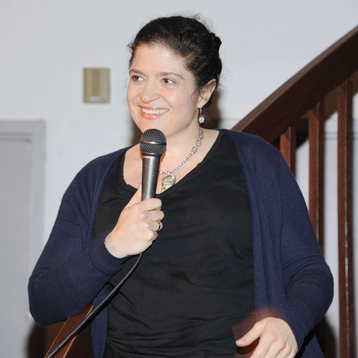 Chopped Judge Alex Guarnaschelli Dives Into Standup Comedy Eater