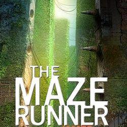"""BYU graduate James Dashner's book, """"The Maze Runner."""""""