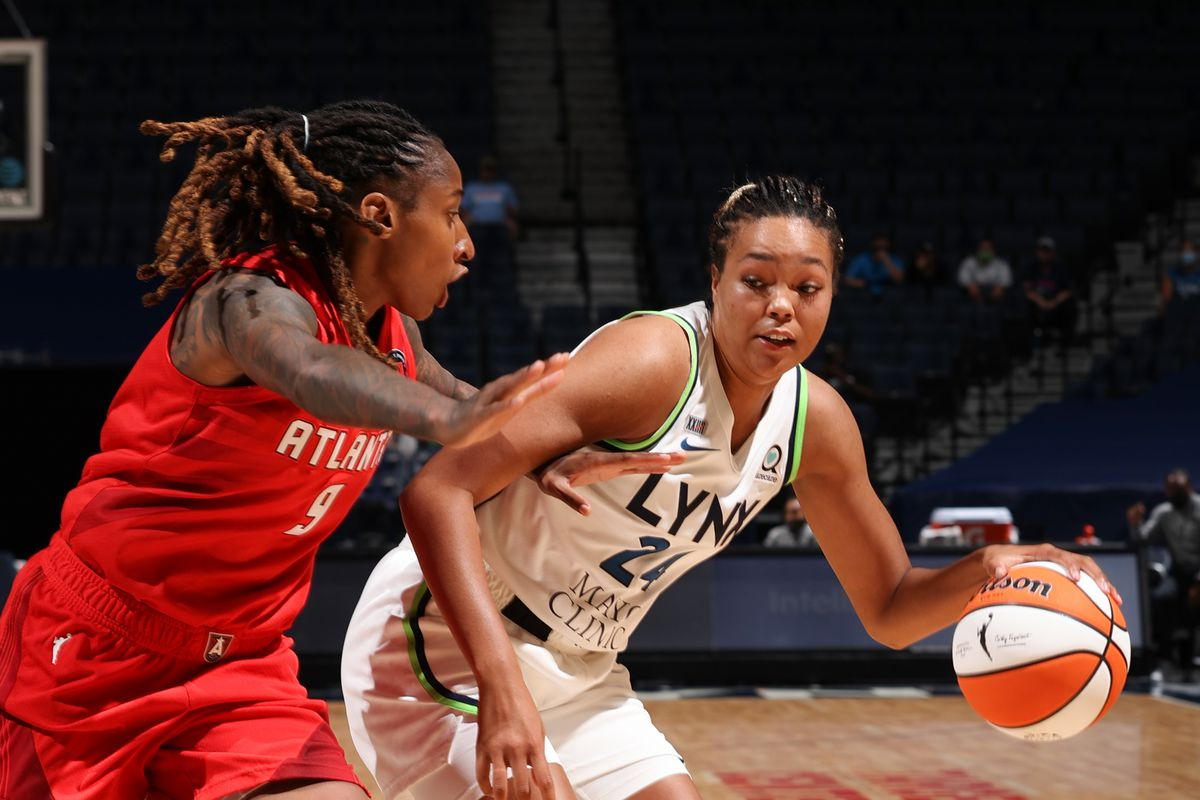Atlanta Dream v Minnesota Lynx