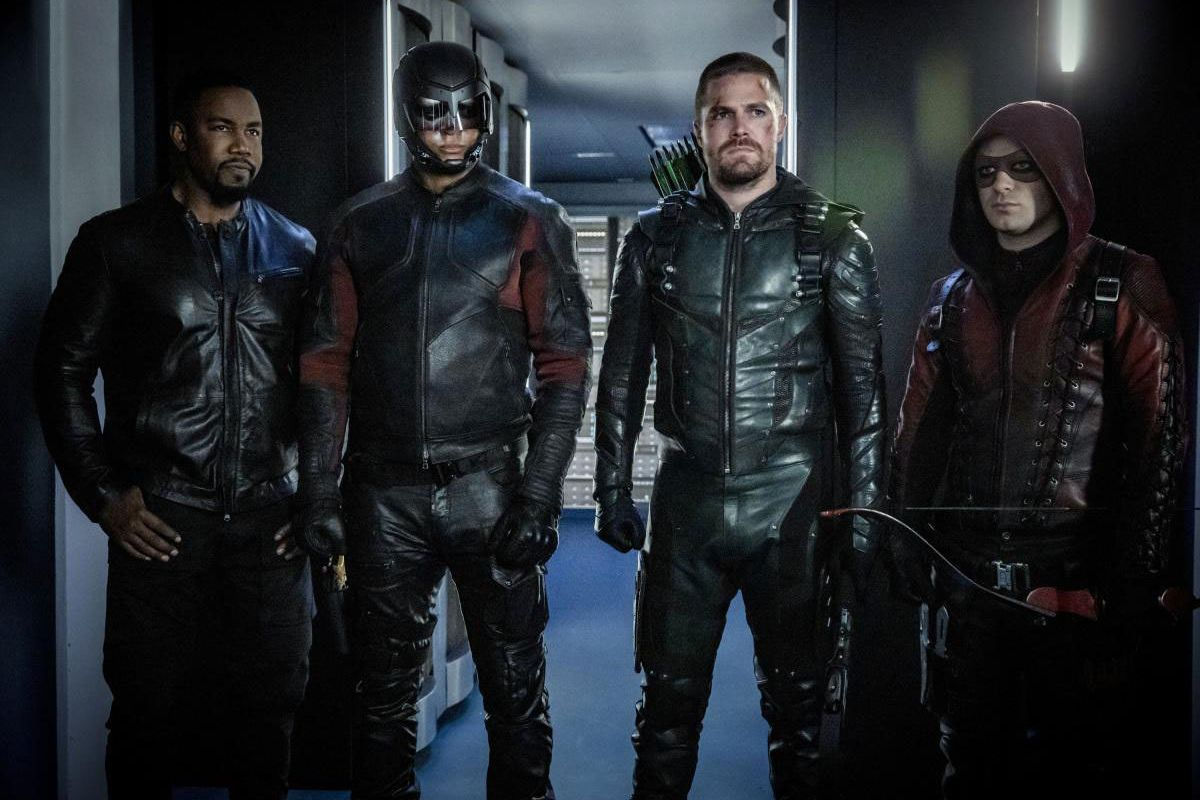 Arrow's season finale sets up a whole new TV show for final season