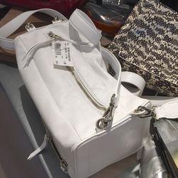 White Maison Margiela bag, $584