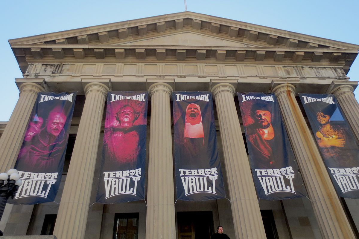 share sf mint to become haunted house for halloween season tweet share reddit pocket flipboard email photos by katherine mamlok