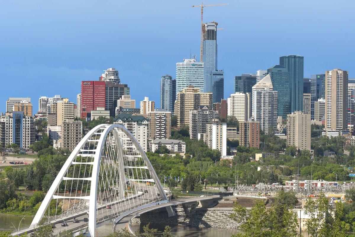Daily Life in Edmonton