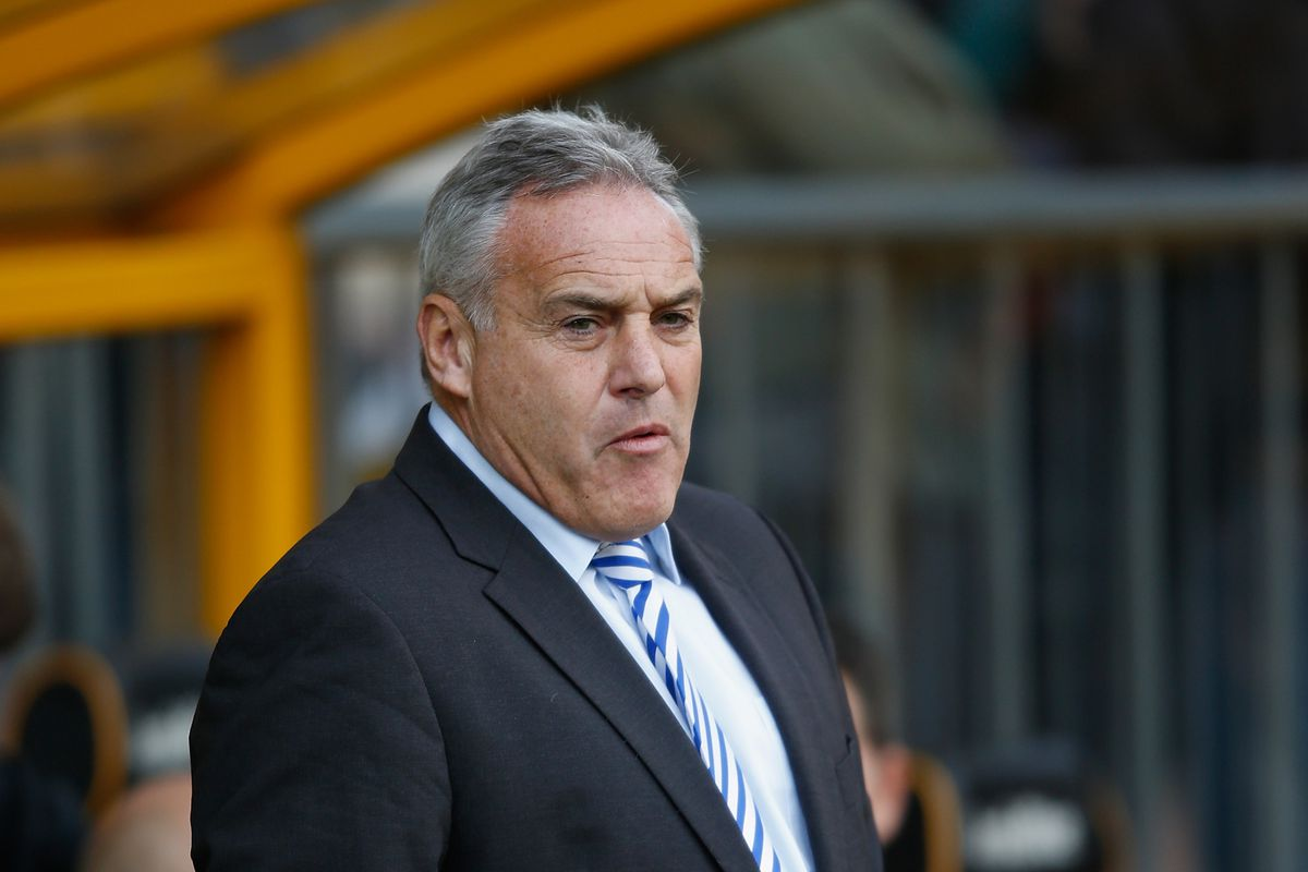 Dave Jones has had plenty to say, not much of it sensible.