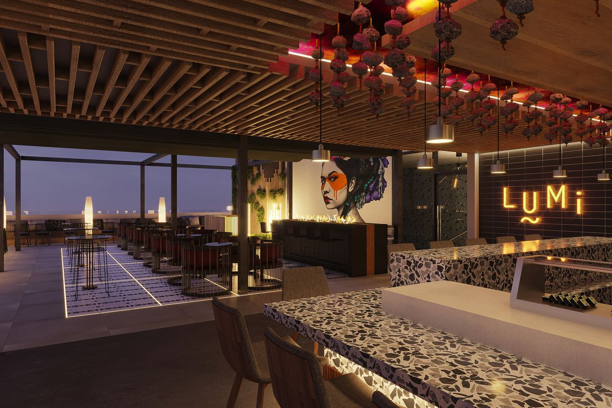 Michelin Star Chef Announces 5000sf Gaslamp Rooftop Restaurant