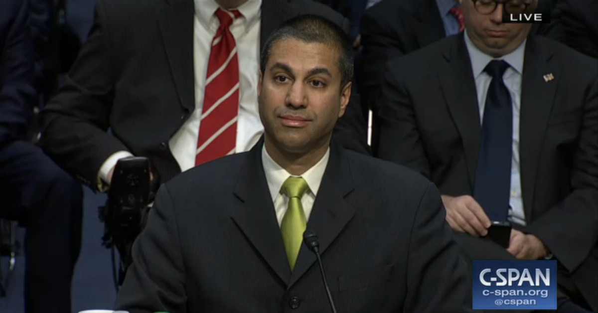 theverge.com - Ajit Pai and the FCC want it to be legal for Comcast to block BitTorrent