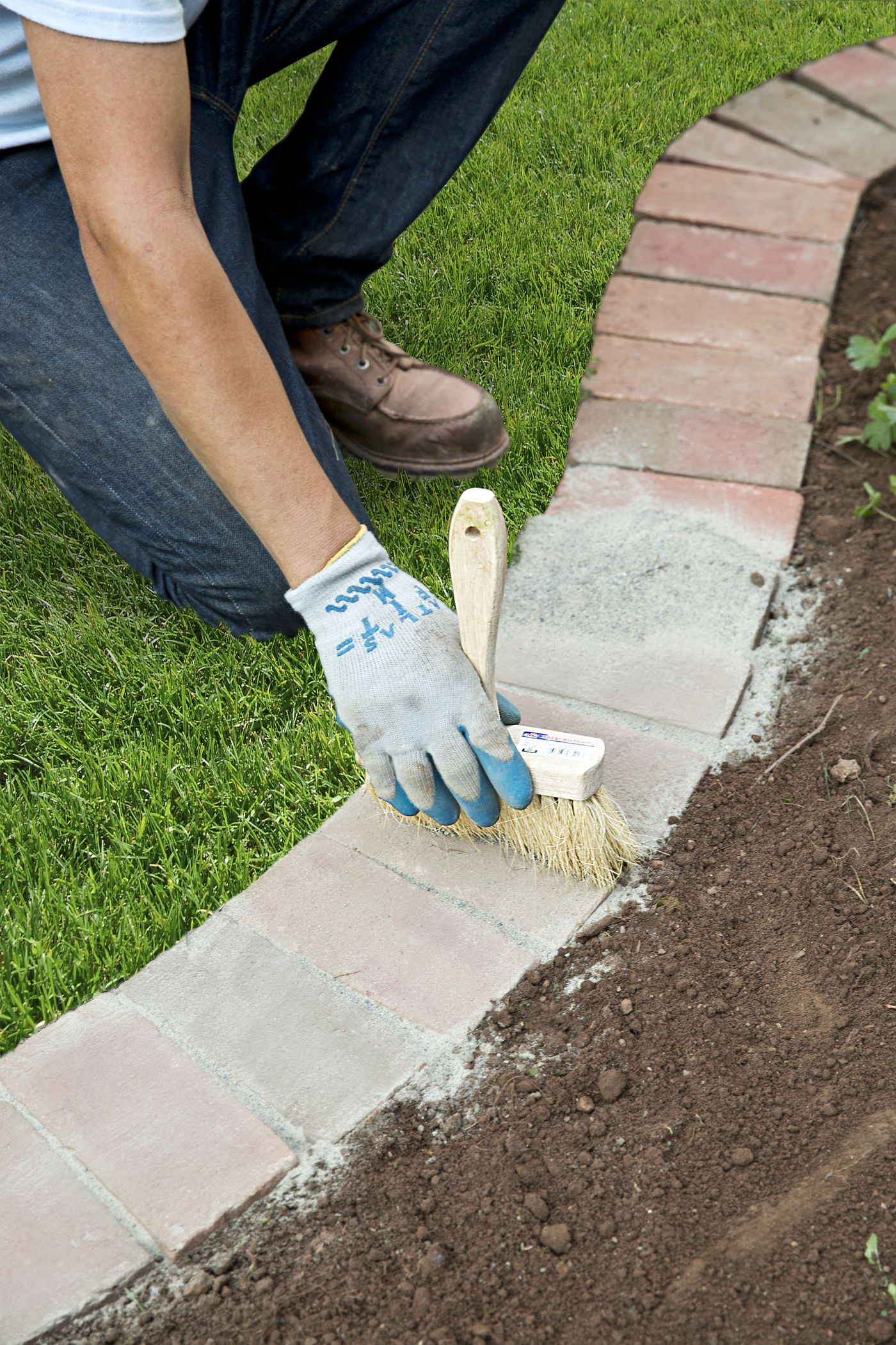 Brick Garden Edging Beautify Your Outdoor Space In 12 Steps This Old House