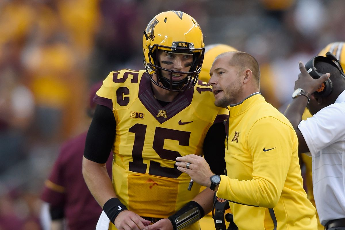 Minnesota Football: JUCO quarterback Victor Viramontes ...