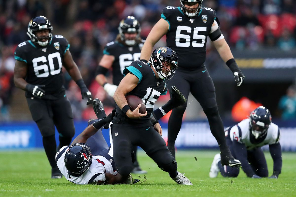 Jaguars Vs Texans Final Score Minshew Mania Dies In London