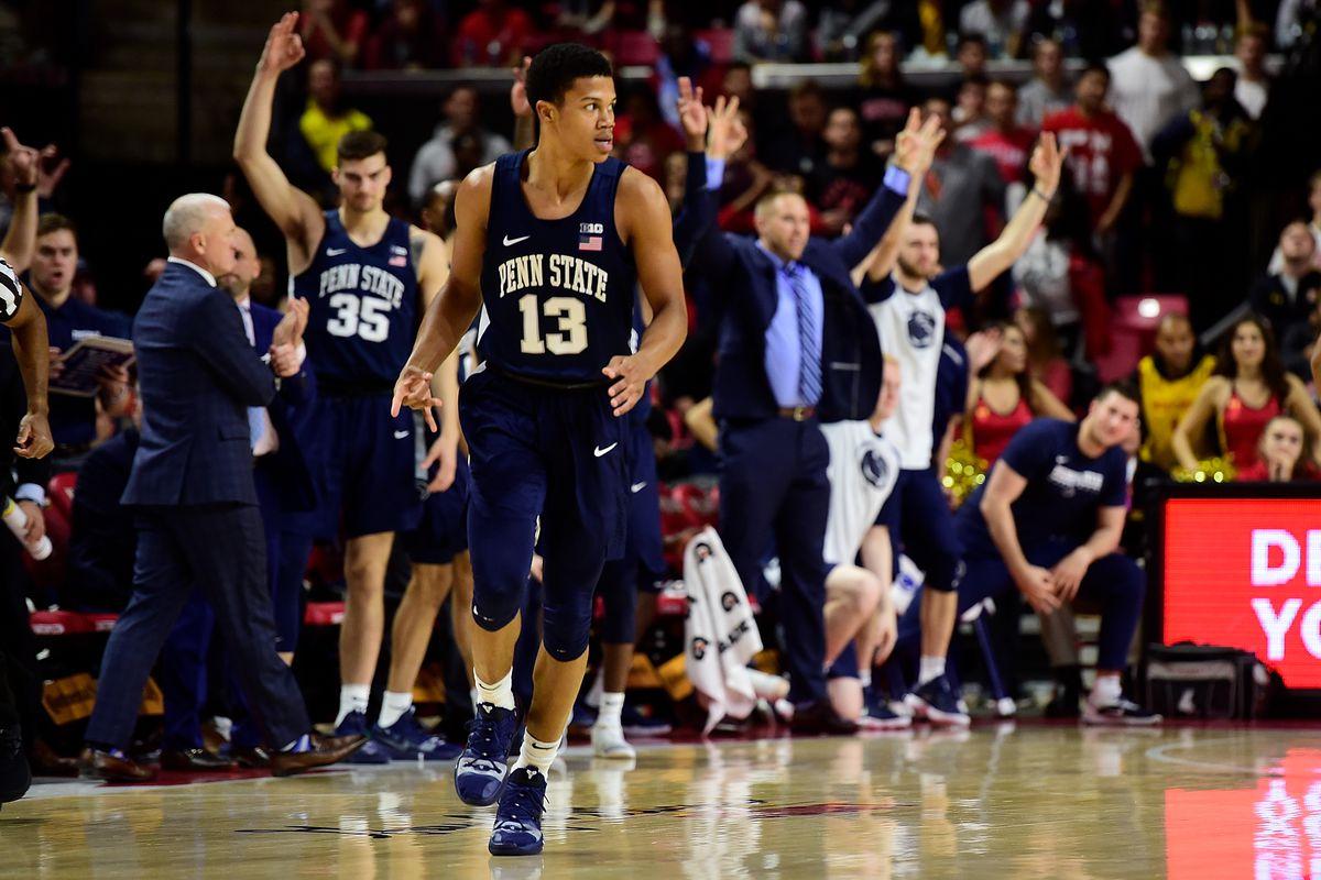 96708213e59d Penn State Basketball Looks for Revenge Against No. 17 Maryland ...