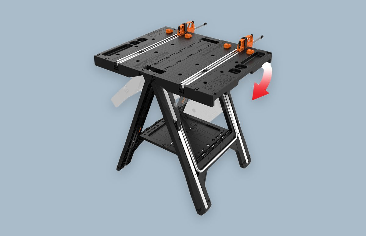 WORX Pegasus Multi-Function Work Table and Saw Horse