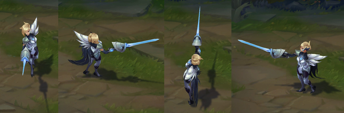 Invictus Gaming's World Champion skins hit the League of
