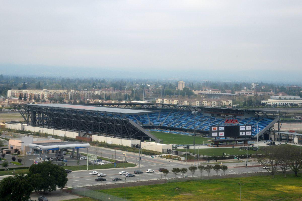 MLS: Avaya Stadium Views