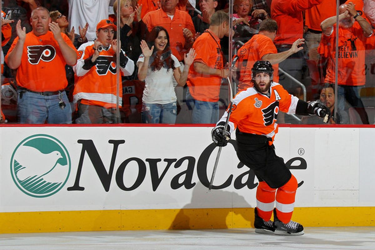 Why the Flyers might trade Simon Gagne - Broad Street Hockey a69de66bb