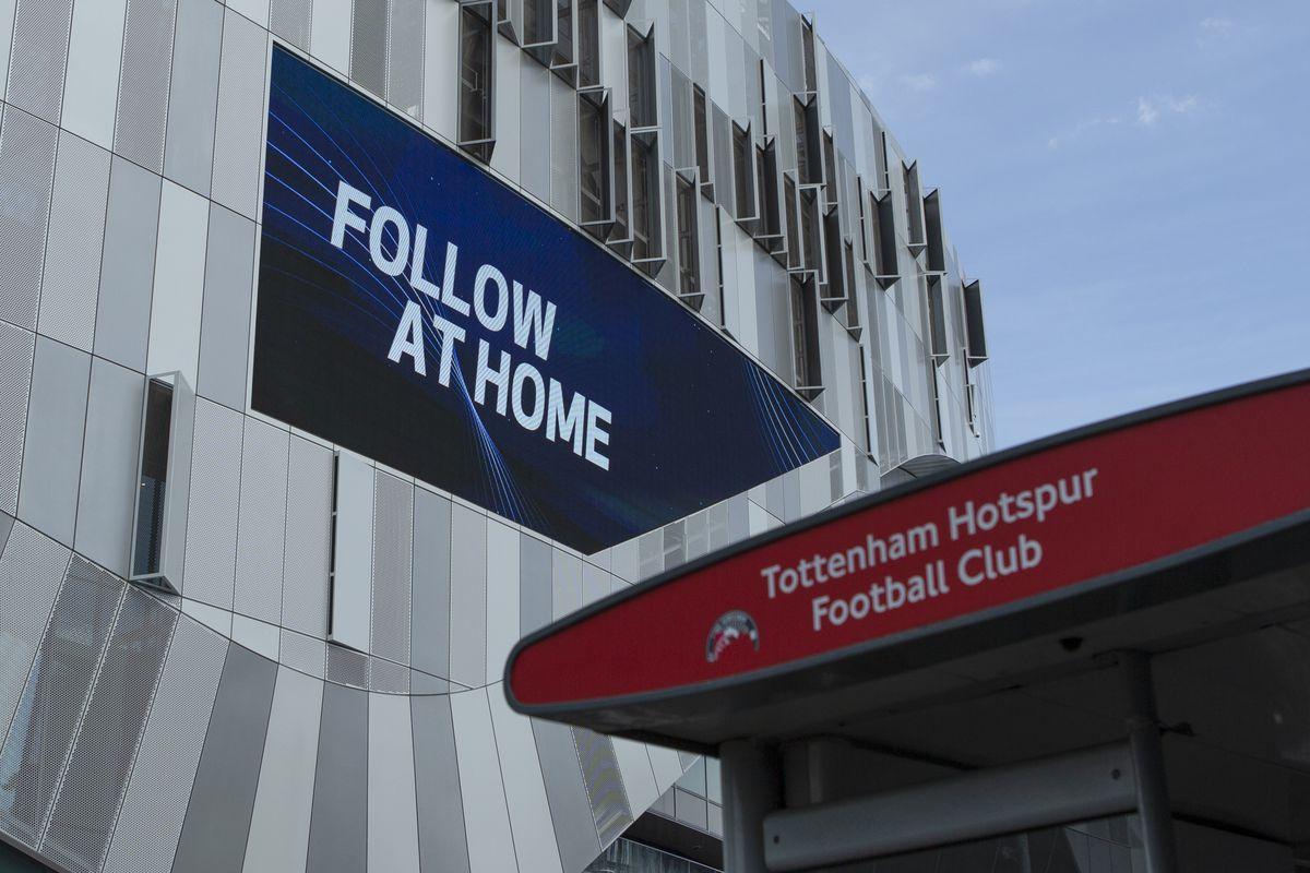 Tottenham Hotspur v Arsenal - General Views