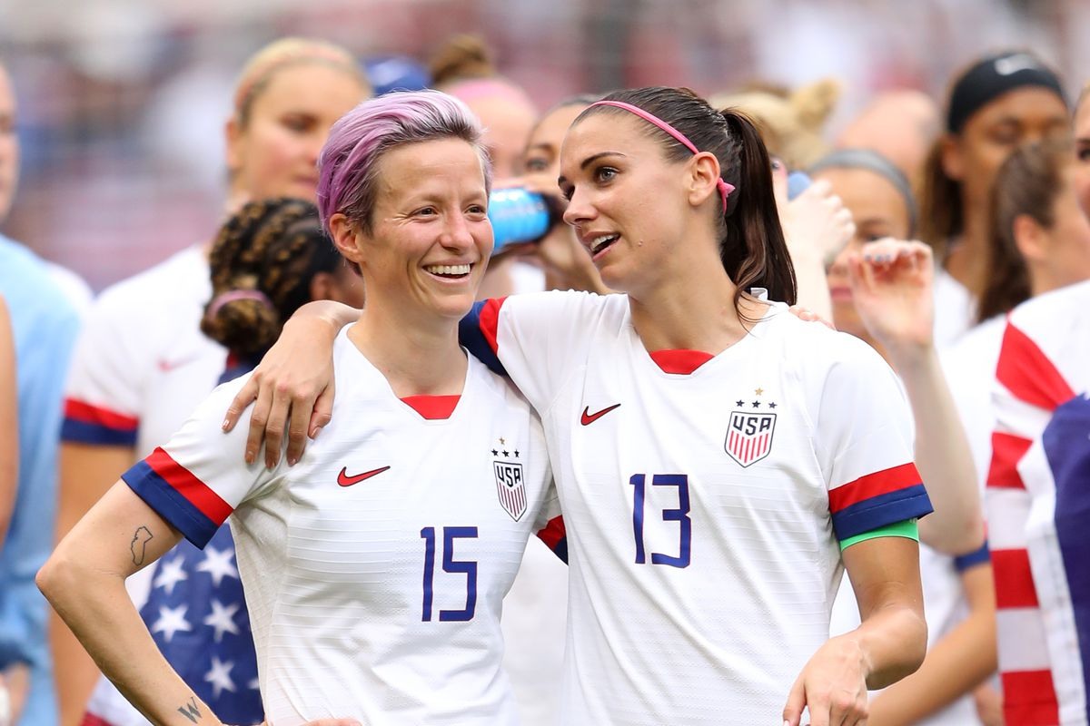 eebdbd07a USA vs. the Netherlands, 2019 World Cup: Final Score 2-0 as Yanks Repeat as  World Champions