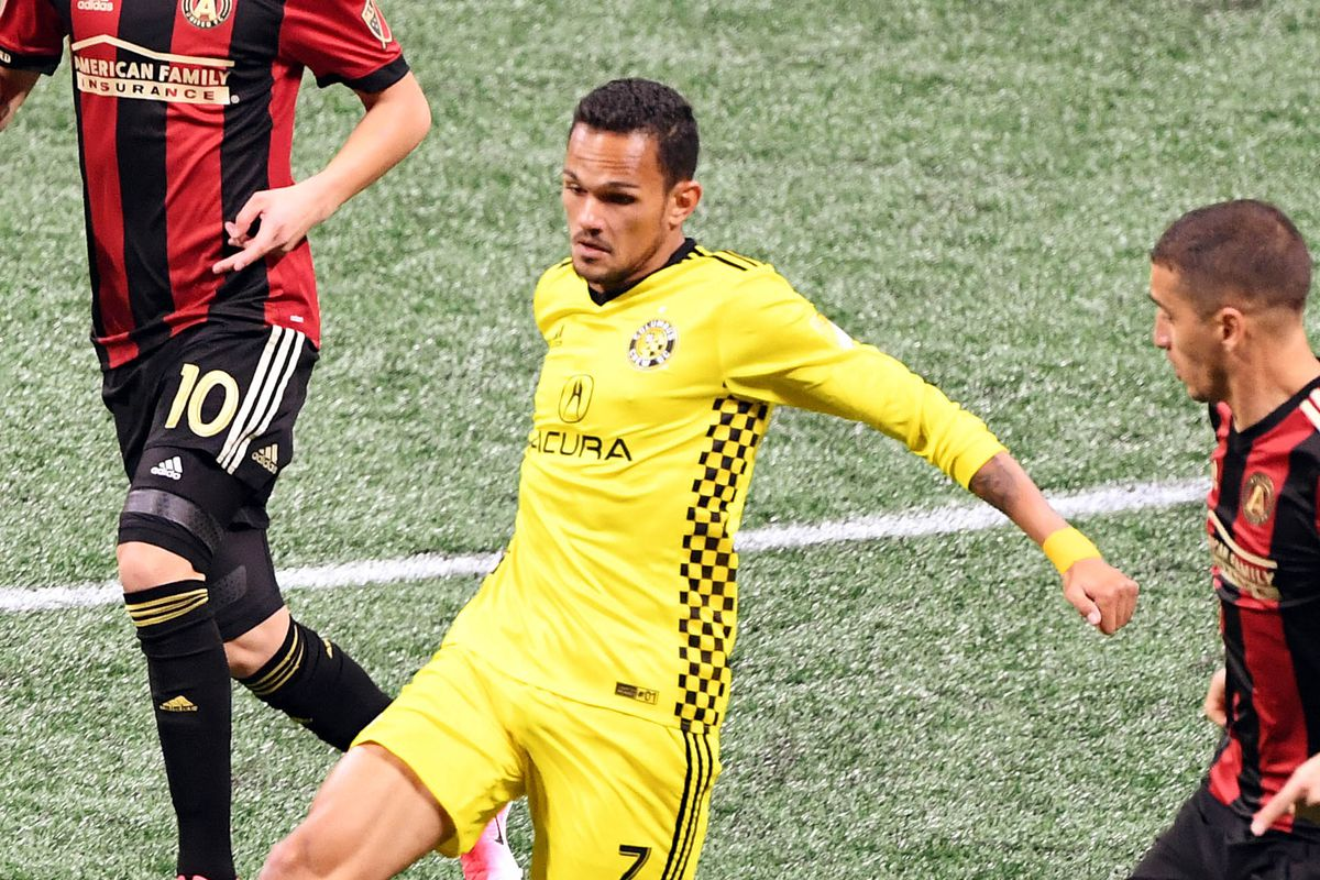 MLS: Eastern Conference Knockout Round-Columbus Crew at Atlanta United FC