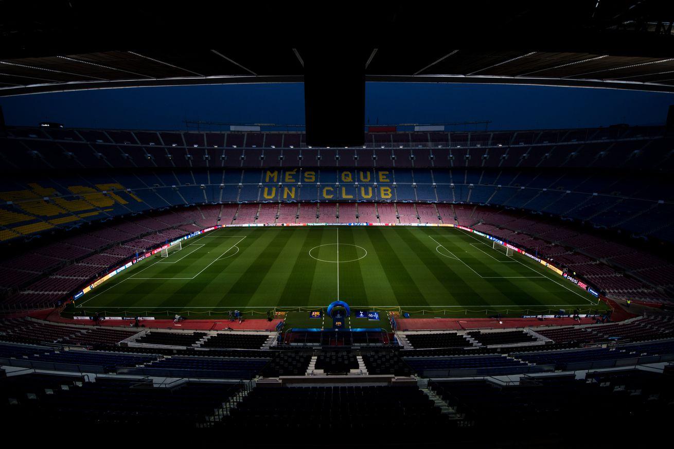 Barça vs Lyon: LIVE BLOG!