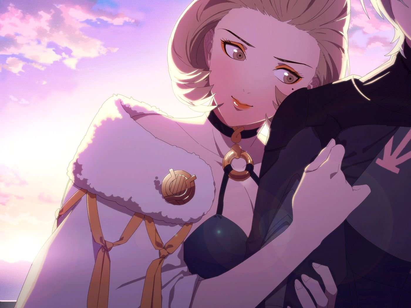 In Fire Emblem Three Houses Manuela Is A Messy Woman And It S