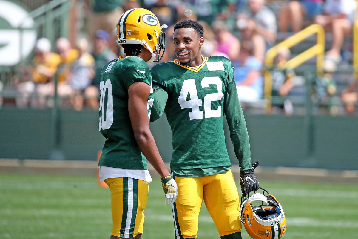 Packers Vikings Injury Report Burnett out King doubtful tackles