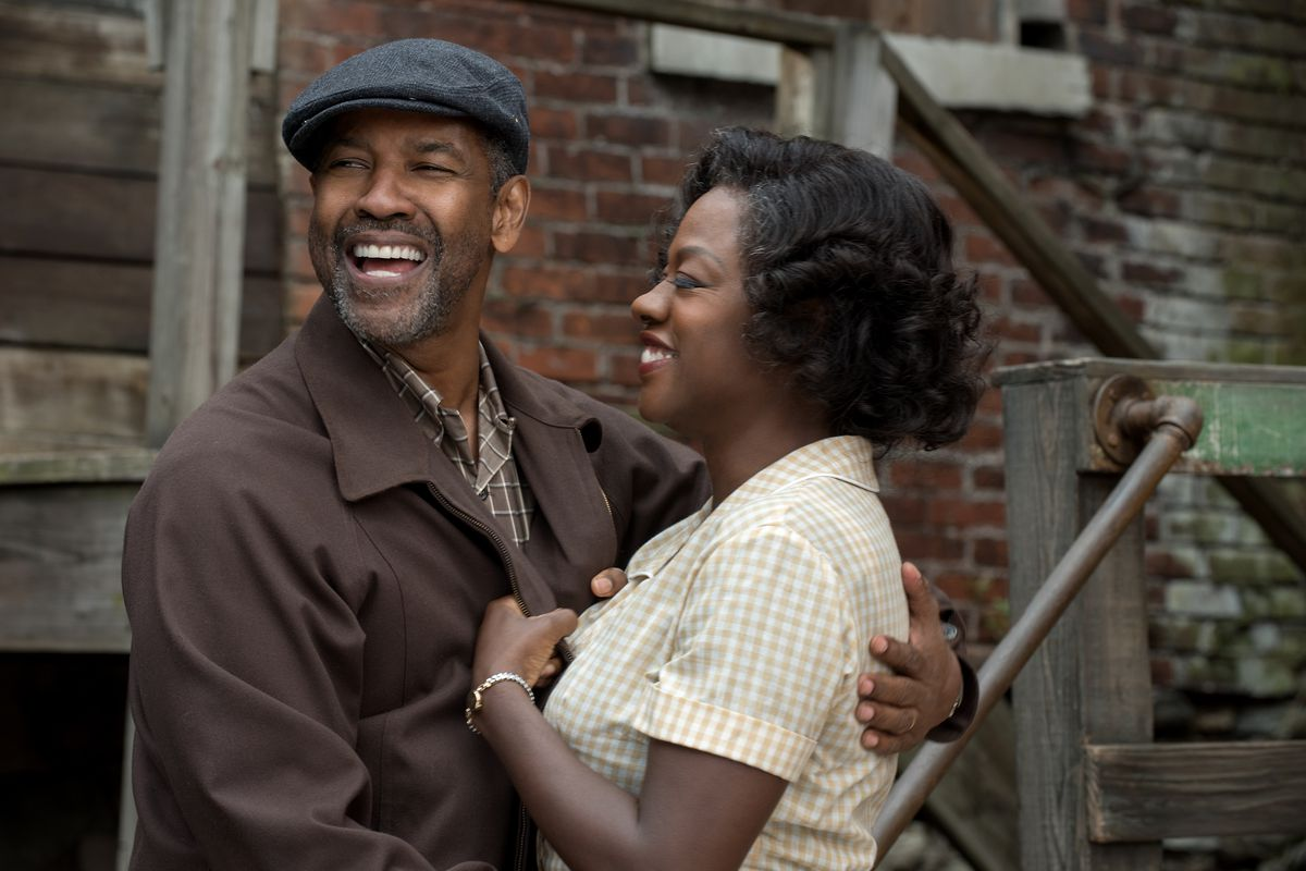 the conflict and lack of love between troy and cory in the play fences by august wilson