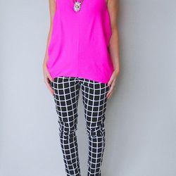 """<a href=""""http://www.shopvonz.com/collections/bottoms/products/plaid-pants"""">Numph Plaid Pants</a>, , $125"""