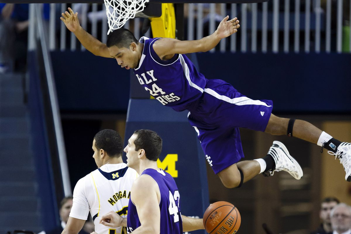 Eric Green can fly. For real.