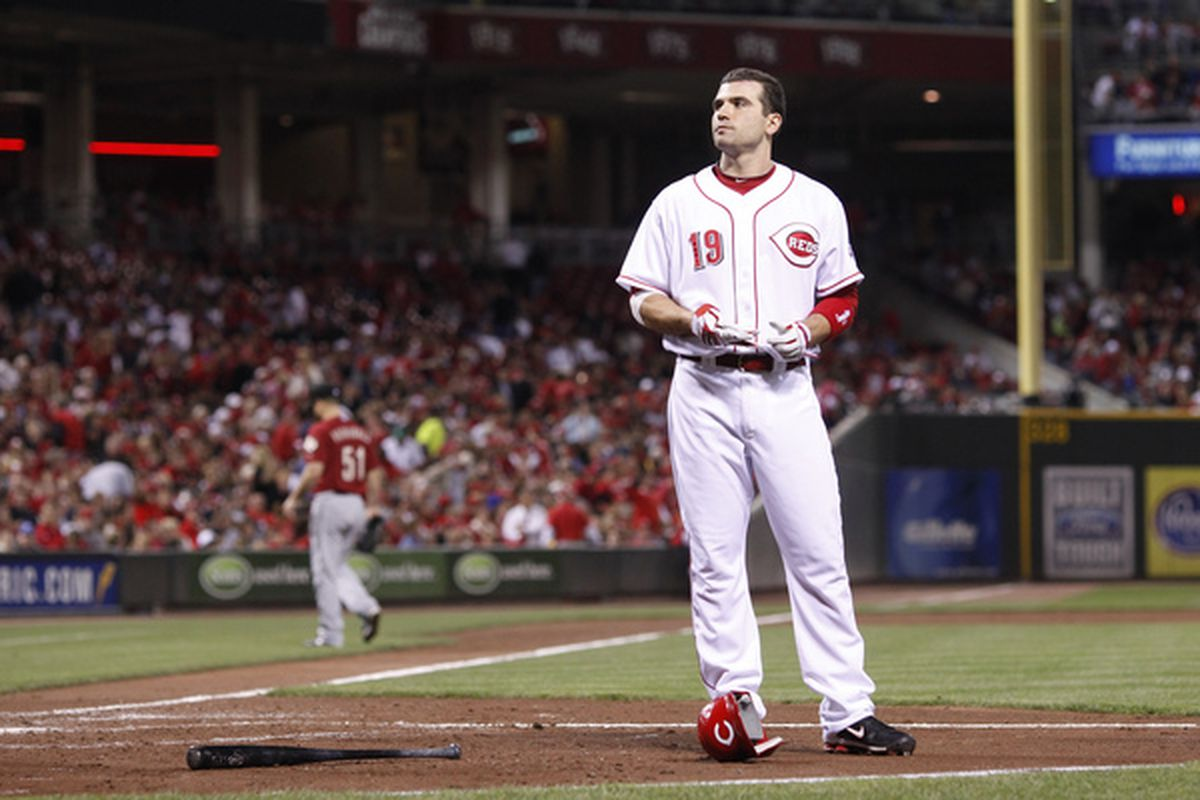 Thankfully, Joey wasn't a member of the 2006 Reds.