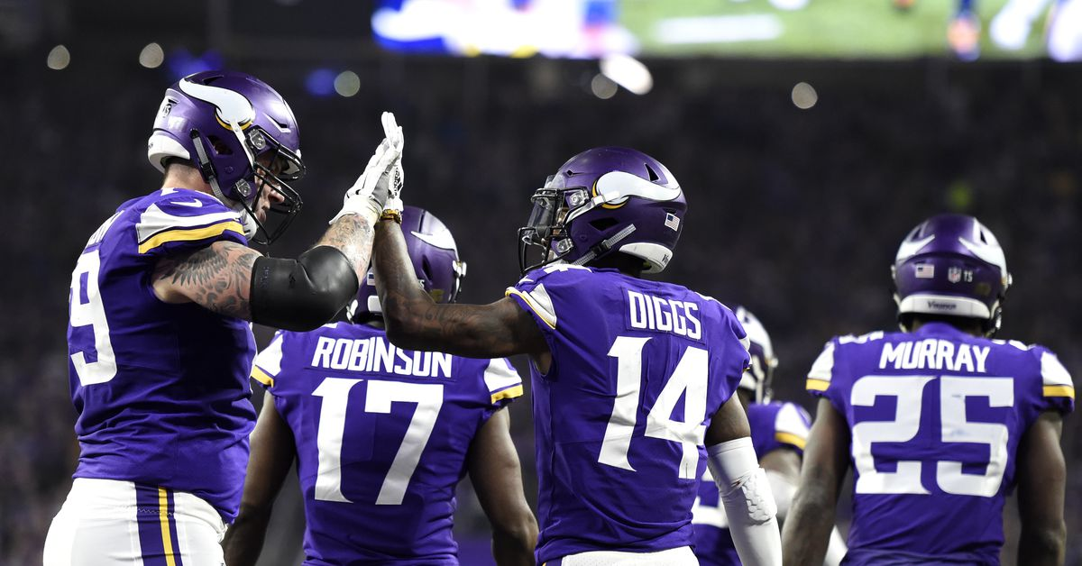 Stefon Diggs missed a couple days of OTAs, and seriously who cares?